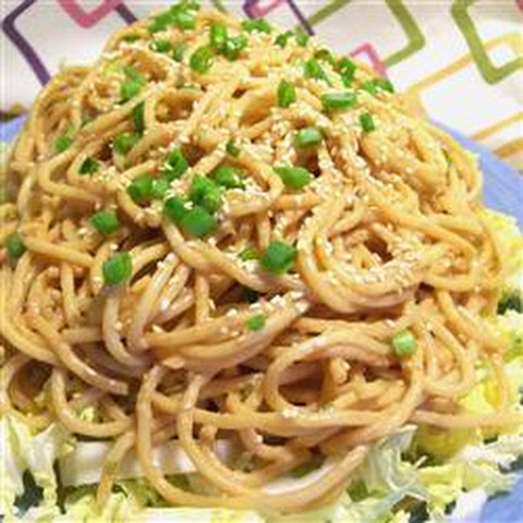 My Favorite Sesame Noodles