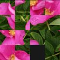 Square puzzle 4x4 icon