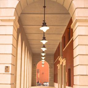 light lobby by Santosh Vanahalli - Buildings & Architecture Other Exteriors ( light lobby )