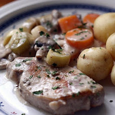 Pork Chops to Live For