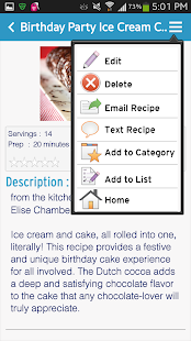 Cook'n Recipe App - screenshot