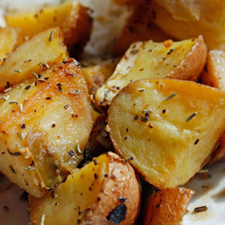 Rosemary Roasted Breakfast Potatoes