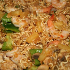 Szechuan Shrimp Stir-Fry