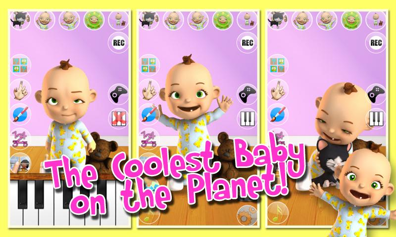 Talking Babsy Baby Deluxe Screenshot 11