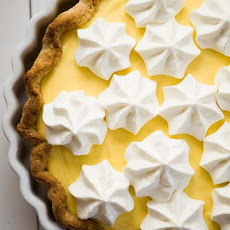 Mango Mousse Pie
