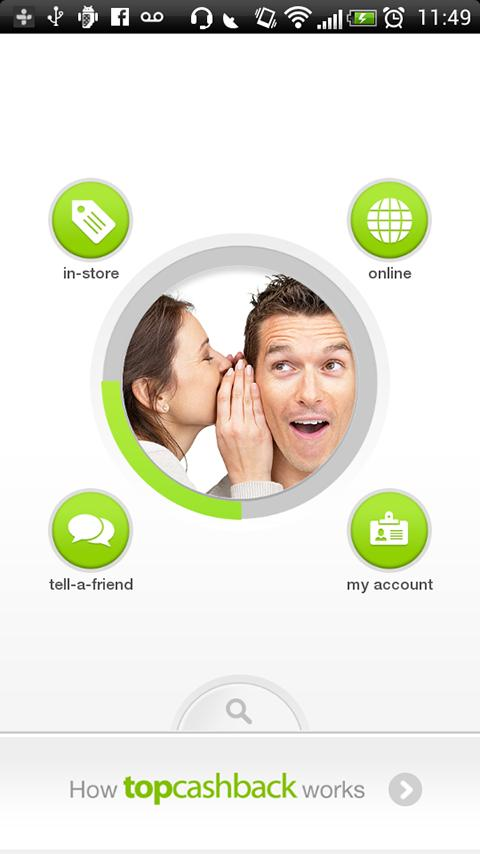 TopCashback Screenshot 0