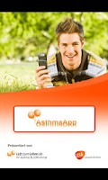 Screenshot of AsthmaApp