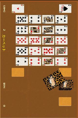 独り遊び Card Game