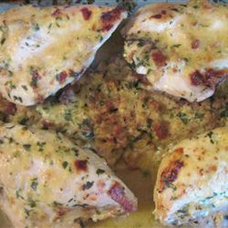 Sunday Chicken and Stuffing