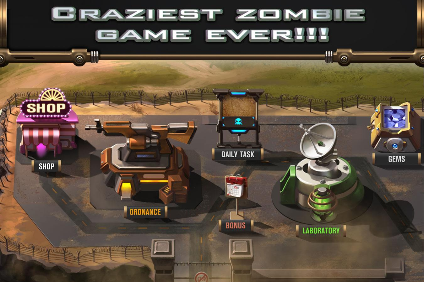 Zombie Storm Screenshot 12