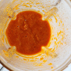 Asian Ginger Carrot Dressing
