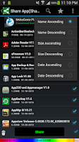 Screenshot of Share App-App Share Bluetooth