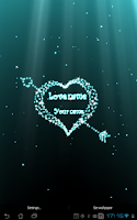 Screenshot of Heart Live Wallpaper lite
