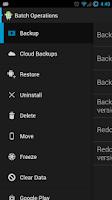 Screenshot of Ultimate Backup
