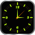 Download Glowing Clock Locker APK for Android Kitkat