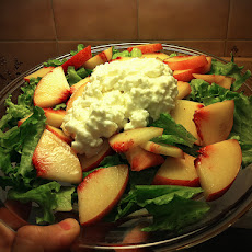 Apple Cottage Cheese Salad