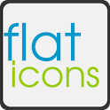 ADW Theme - FLAT ICONS icon