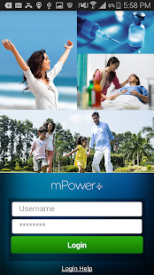mPower+ - screenshot