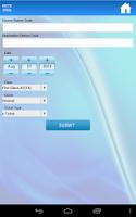 Screenshot of Indian Rail Ticket and PNR app