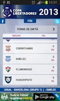 Screenshot of Copa Libertadores 2013