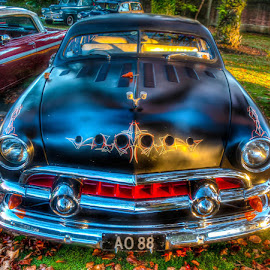 AO88 by Barry Stead - Transportation Automobiles