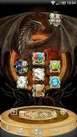 Screenshot of Next Launcher Dragon Theme