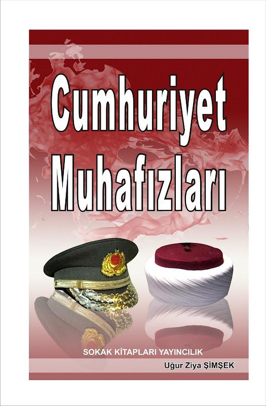 """Kitap Kapağı Yorum Lütfen """"Cumhuriyet Muhafızları"""""""