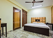 Stylish Three Bedroom Apartment in Greater Kailash