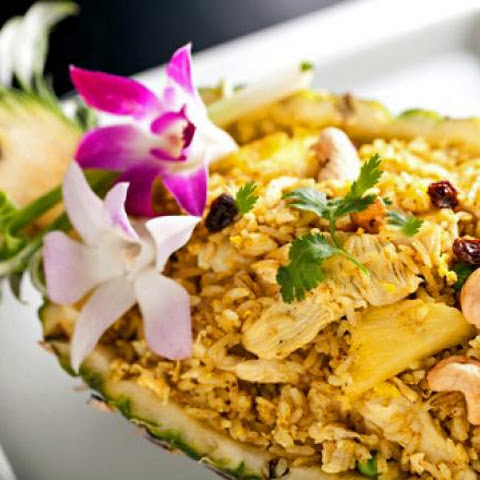 Thai Heavenly Fried Rice