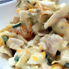 Gatehouse Chicken Pasta Salad