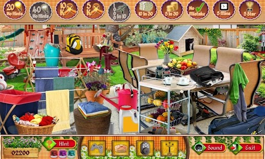 At Home New Free Hidden Object - screenshot