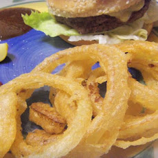 Quick and Easy Onion Rings.