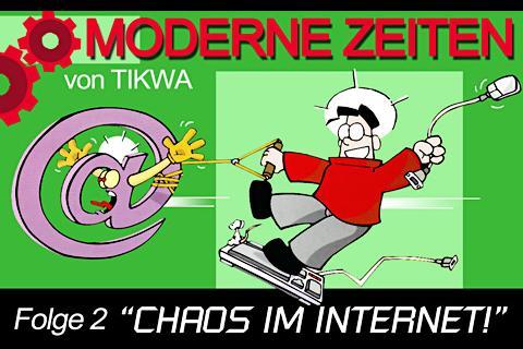 Lustige deutsche Comics Folge2