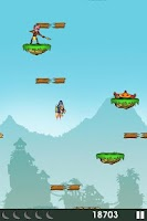 Screenshot of Gorilla Jump FREE