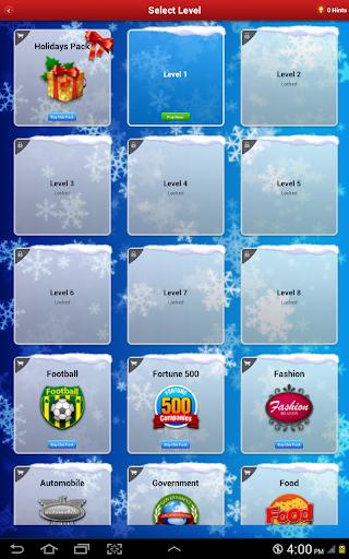 Logo Quiz Game - screenshot