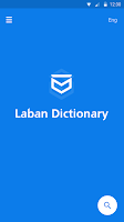 Screenshot of Laban Dict: English Vietnamese
