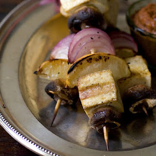 My Favorite Grilled Kabob