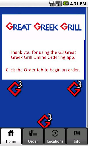 G3 Great Greek Grill
