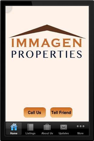 Immagen Properties