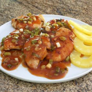 Sweet and Sour Chicken Breasts