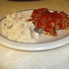 Slower Cooker Meatloaf