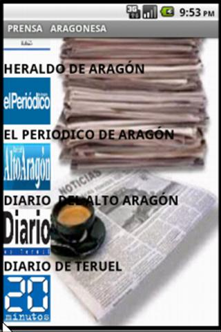 PRENSA ARAGONESA