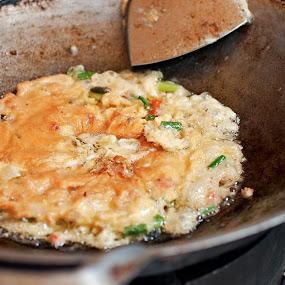 BesT FRied eGG EVER by Daniel Legendarymagic - Food & Drink Cooking & Baking ( super, bangkok, tasty, thailand, yummy, delicious, egg )
