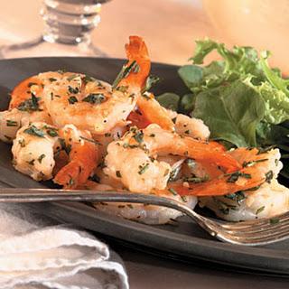 Rosemary Butter Shrimp Recipes