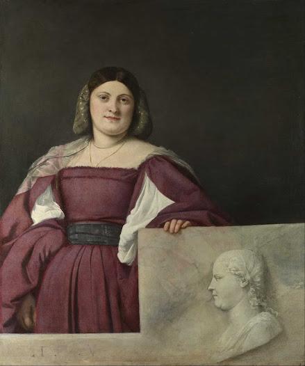 Tiziano, La Schiavona
