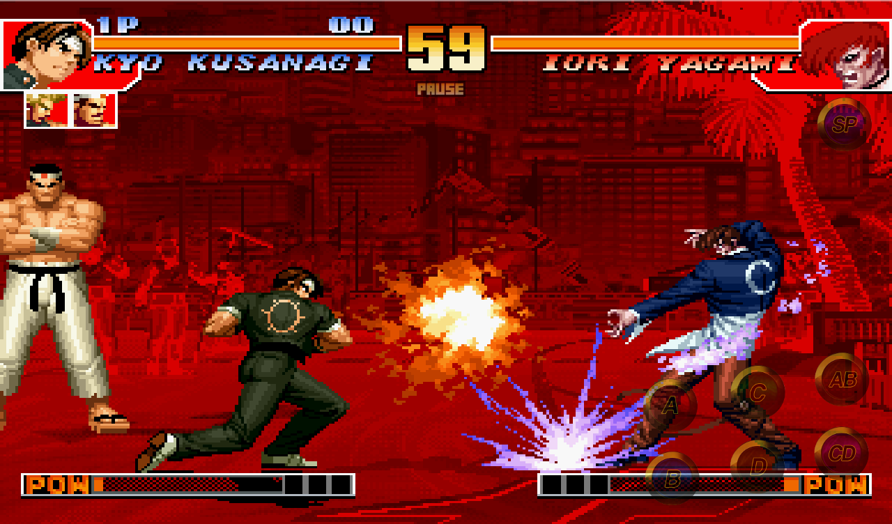The King Of Fighters 97 Apk Cracked Free Download Cracked Android