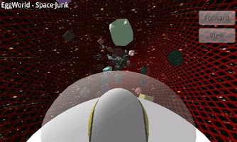 Screenshot of Egg World 3D