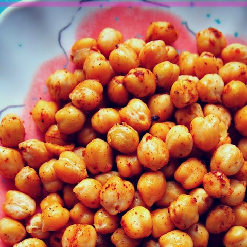 Crunchy Taco Chickpeas - Super Easy & Super Fast!