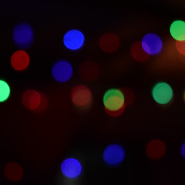 Light bokeh by Syam Kumar - Wedding Other ( colorful, colors, wedding, circle, bokeh )