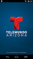 Screenshot of Telemundo Arizona